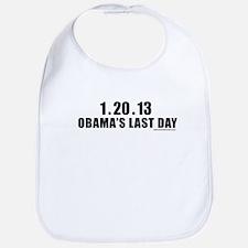 1.20.13 Obama's Last Day Bib