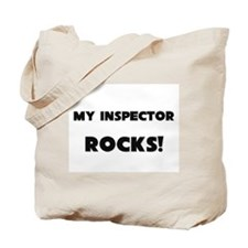 MY Inspector ROCKS! Tote Bag