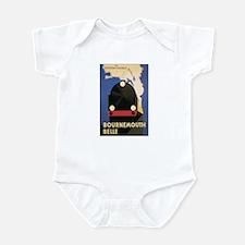 Bournemouth England Infant Bodysuit