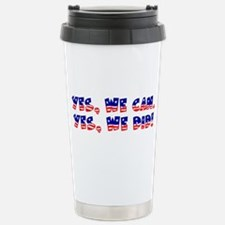 Yes, We Did! Travel Mug