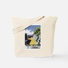 Cornwall England Tote Bag