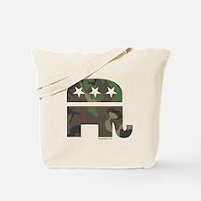 Camo-GOP Tote Bag