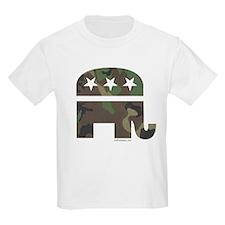 Camo-GOP T-Shirt