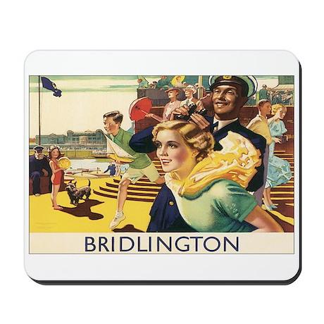 Bridlington England Mousepad