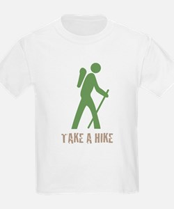 Take a Hike Green T-Shirt