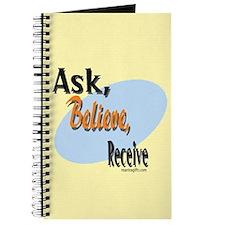 Ask, Believe, Receive Journal