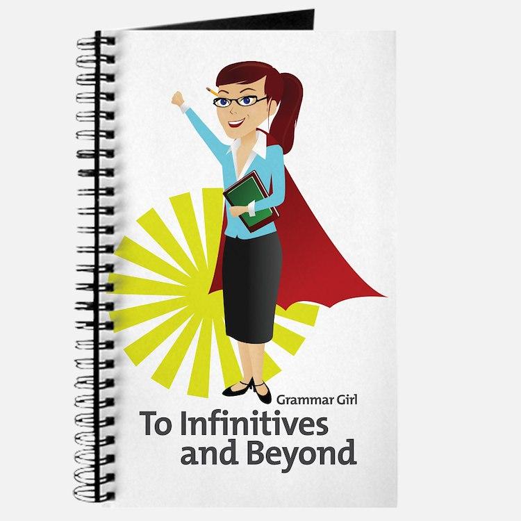 Grammar Girl - To Infinitives Journal
