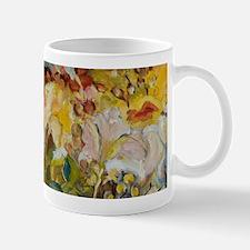 Flowers in my New Studio Mug