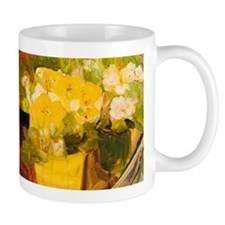 A Basket of Primroses Mug