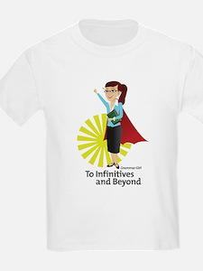 Grammar Girl - To Infinitives T-Shirt