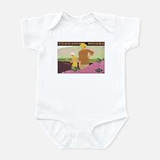 Yorkshire England Infant Bodysuit