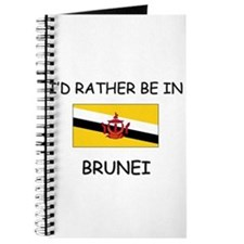 I'd rather be in Brunei Journal