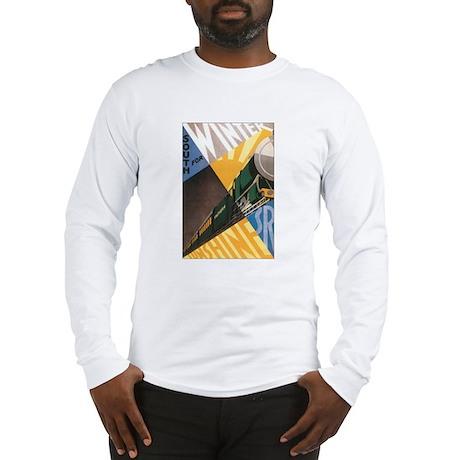 Southern England Long Sleeve T-Shirt