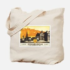 Edinburgh Scotland Tote Bag