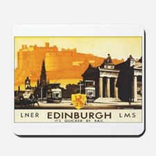 Edinburgh Scotland Mousepad