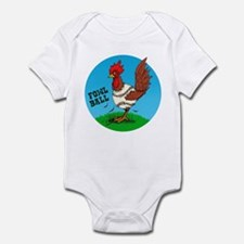 Fowl Ball! Infant Bodysuit