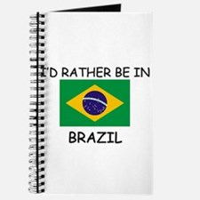 I'd rather be in Brazil Journal