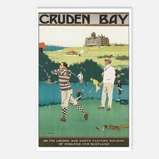 Cruden Bay Scotland Postcards (Package of 8)