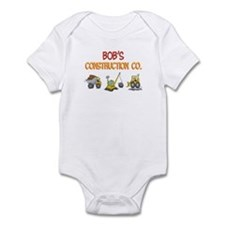 Bob's Construction Tractors Infant Bodysuit
