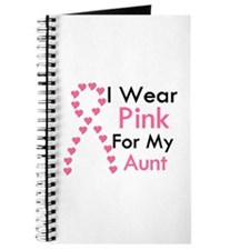 I Wear Pink Journal