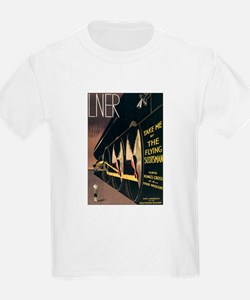 Lner Railway Scotland T-Shirt