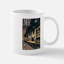 Lner Railway Scotland Mug