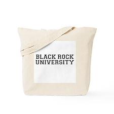 Black Rock University Tote Bag
