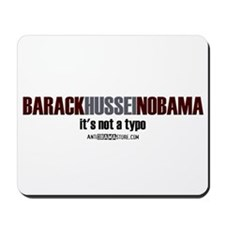It's not a typo... Mousepad