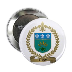 """LEFEBVRE Family 2.25"""" Button (100 pack)"""