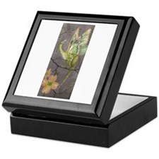 Cute Green dragons Keepsake Box