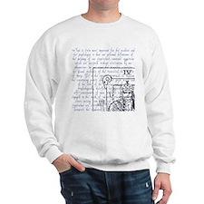 Tarot Key 4 - The Emperor Sweatshirt