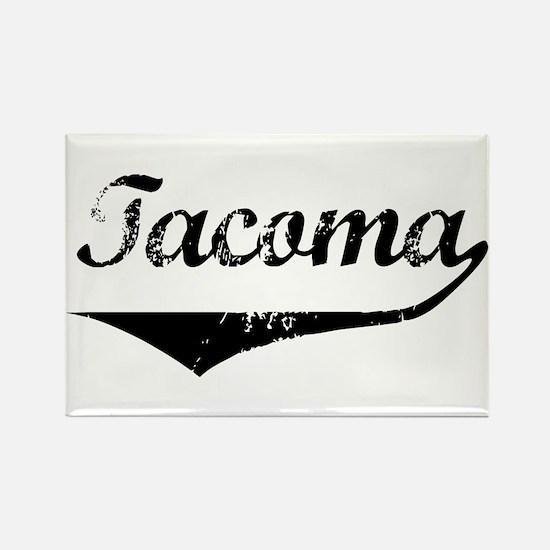 Tacoma Rectangle Magnet