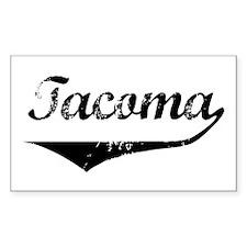 Tacoma Rectangle Decal