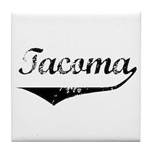 Tacoma Tile Coaster
