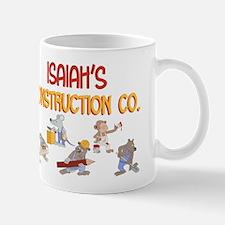 Isaiah's Construction Co. Mug