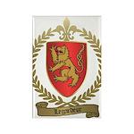 LEGARDEUR Family Rectangle Magnet (100 pack)