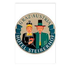 Graz Austria Postcards (Package of 8)