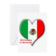 Cute Mexican Greeting Card