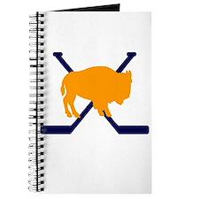 Buffalo Cross-Sticks Journal