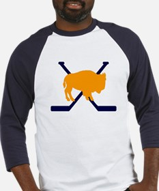 Buffalo Cross-Sticks Baseball Jersey