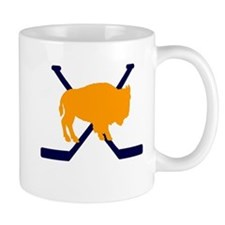 Buffalo Cross-Sticks Mug