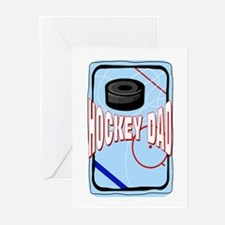 Hockey Dad Greeting Cards (Pk of 10)