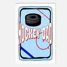 Hockey Dad Postcards (Package of 8)