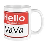 Hello, My name is Vava Mug