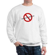 Anti Donald Rumsfeld Sweatshirt
