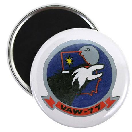 VAW 77 Nightwolves Magnet