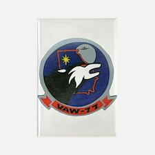 VAW 77 Nightwolves Rectangle Magnet