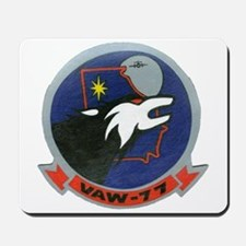 VAW 77 Nightwolves Mousepad