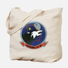 VAW 77 Nightwolves Tote Bag