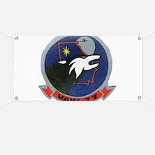 VAW 77 Nightwolves Banner